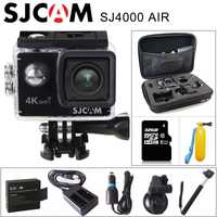 SJCAM SJ4000 aire 4 K Cámara de Acción Full HD 4 K 30fps WIFI 2,0