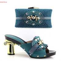 Doershow zapatos africanos a juego y bolsos italianos en mujeres nigerianos fiesta zapato y bolsa conjuntos mujeres zapatos y bolsa conjunto Italia! HV1-8