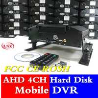 Fuente de vídeo de coche de fábrica 4 disco duro de 2,5 pulgadas 2 T de almacenamiento que puedes configurar el retardo de vídeo MDVR fabricantes directos las ventas de