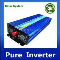 5000 W inversor de onda sinusoidal pura. fuera de la red inversor de la energía. viento del inversor solar. DC24V/48 V a AC100V/110 V/120 V/220 V/230 V/240 V