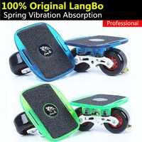Original Langbo agresivo deriva profesional para Freeline PRO OG GROM patín Cruiser reproductor, Primavera Anti-vibración