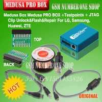 Original nuevo Medusa PRO Box Medusa Box + JTAG Clip MMC para LG para Samsung para Huawei con Optimus cable