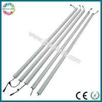 2 M DC5V WS2812b direccionable vertical tubo led rgb dmx led tubo de luz