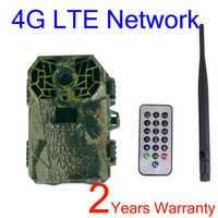 Bestguarder SG999M IP66 resistente al agua 4G bosque cámaras caza cámaras 4G salvaje cámaras 4G trampa cámaras envío gratis