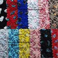 Pieles sintéticas Faux cuero Telas Glitter chunky glittle cuero Encaje Telas para Costura DIY Telas cuero p795