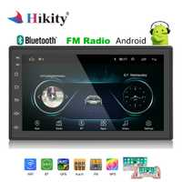 Hikity 2 Din Android Car Radio GPS Stereo 7