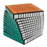 Cubo de 11x11x11 Cubo de competición profesional juguetes educativos de velocidad 11x11x11 cm cubo mágico de tamaño 11 capas