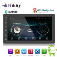 Hikity 2din Car Radio Android reproductor multimedia Autoradio 2 Din 7