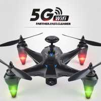 Quadcopter profesional duradero retorno automático gran angular 5G WiFi FPV Dual P GPS 1080 p/720 p Cámara Drones