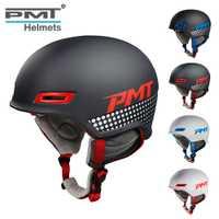 PMT ultraligero integralmente moldeado cómodo esquí cascos de seguridad proteger adultos térmica Snowboard deporte del monopatín de los cascos