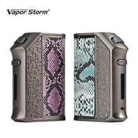 Vapor tormenta 200 W TC caja de cigarrillo electrónico Mod vape mod 200 w tc enorme vape con RBA RDA RDTA