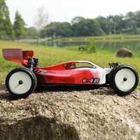 VKAR el coche de Rc RACING 1:10 80 km/H 2,4 GHz 2CH 4WD sin escobillas de alta velocidad electrónica de Control remoto coche monstruo Rc los coches de carreras RTR