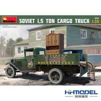 Gleagleassembly modelo 38013 1/35 soviético 1.5 Ton camión de carga