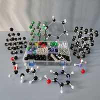 432 piezas Molecular modelo/inorgánico de modelado Molecular de la Universidad profesor de química