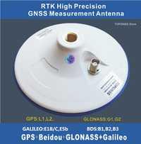 Nuevo de alta precisión cors rtk GNSS antena GNSS encuesta antena CORS antenna 3,3-18 V de alta ganancia medición GNSS GPS GLONASS BDS