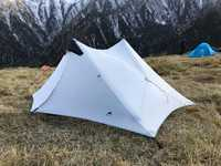 3f ul equipo al aire libre 2 Persona 1 persona ultraligero de la tienda de camping no Polo barraca de acampamento barracas para camping lanshan 2