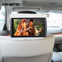 Monitor del coche pantalla LED Digital ligero Monitor Multimedia Universal MP5 pantalla