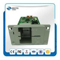 Chino 13,56 MHz serie Atm de lector de tarjeta de Chip, escritor/dispensador de tarjetas kiosk. HCRT288K