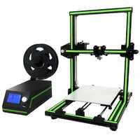 LMYSTAR de aluminio completo Imprimante 3D Impresora 3D de Anet E10 fácil de montar Impresora 3D DIY Kit de Impresora de la Impresora 3D grande tamaño