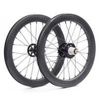 Silverock ruedas de carbono 16