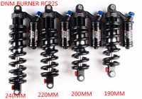 Dnm quemador Rcp2S bicicleta de montaña mtb cuesta abajo DH amortiguador trasero de 190mm 200 m 220mm 240mm 550 Lbs nuevo tipo de modelo