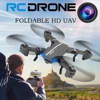 3MP plegable rc quadcopter helicóptero de control remoto juguetes helicóptero drone wifi juguetes y pasatiempos Avión rc Cámara juguetes damas