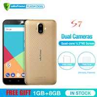 Ulefone S7 1 GB RAM + 8 GB ROM Smartphone 5.0 pouces IPS Écran HD Android 7.0 Double Caméra 3G mobile téléphone