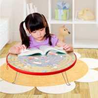 Los niños paño del bebé almohada del bebé apaciguar toalla/babero zapatos de bebé juguetes laberinto a cuentas de juegos anular pista magnética cepillo laberinto desarrollo intelectual
