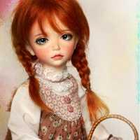 Stenzhorn BJD muñeca 1/6 muñeca pequeña articulación muñeca ojos libres