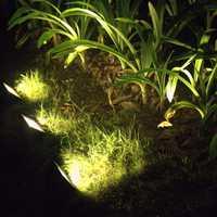 30 LED de energía Solar led para decoración de jardín luz blanca/amarilla/Verde led Luz de inundación lámpara de paisaje de carretera vacaciones iluminación al aire libre