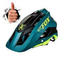 2018 nuevo casco de ciclismo, casco de bicicleta de montaña, casco de bicicleta de MTB, casco de bicicleta ultraligero, verde oscuro