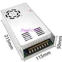 Fuentes de alimentación conmutada con cargador de control de corriente LED CCTV u30, salida 24 V 25a 600 W potencia Transformadores