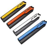 7 Color elección Aero tija de sillín ultraligero carbono bicicleta asiento poste 27,2/30,8/31,6*350mm o 400mm para bicicleta de carretera MTB ciclismo