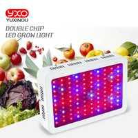 Espectro completo 45 W 300 W 600 W 1000 W 1600 W doble Chip LED crecer luz lámparas rojo/ azul/blanco/UV/IR para hidroponía y plantas de interior