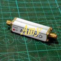 900 MHz (868 MHz) alimentación coaxial RF de bajo ruido amplificador de antena, LNA