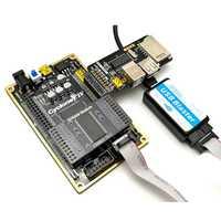 Kit de placa de núcleo Altera EP4CE CYCLONE IV Placa de Desarrollo + módulo USB de alta velocidad + módulo SDRAM