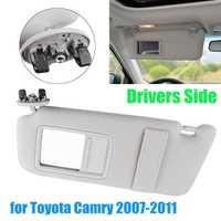 Pour Toyota Camry 2007 2008 2009 2010 2011 avant gauche côté conducteur pare-soleil sans toit ouvrant