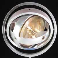 Giroscopio de tres ejes de estabilización mecánica de inercia momento angular de una unidad de demostración de enseñanza de la ciencia y la tecnología