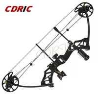 Poulie composée arc et flèche ensembles 30-70 lbs réglable arc chasse Sports de plein air chasse tir
