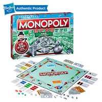 Hasbro monopole commerce rapide jeu de commerce immobilier pour les marchandises de jeu pour adultes Version chinoise