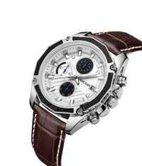Reloj MEGIR para hombre, nuevo reloj de lujo para hombre, reloj multifunción, reloj multifunción, reloj de marca impermeable para hombre