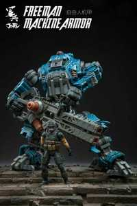 Robot de juguete JOYTOY 819210 escala 1/18 Freeman de armadura táctica Mecha figura