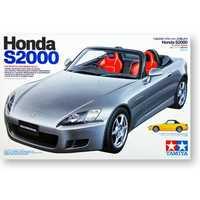 Tamiya 24211 1/24 escala Honda S2000 Roadster AP1Sports Car Display coleccionable Juguete plástico montaje modelo Kit de construcción
