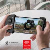 Contrôleur sans fil de jeu Mobile GameSir G6 Touchroller avec Joystick 3D Ultra-mince technologie g-touch pour iOS pour jeux PUBG