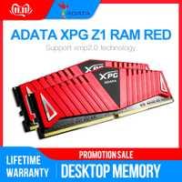 Ordinateur de bureau de mémoire XPG Z1 8GB 16GB 2666MHz 3000MHZ 3200MHZ mémoire vive 1.2 V-1.35 V PC4 pour cartes mères DDR4