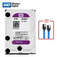 WD púrpura marca 4000GB disco duro interno 3,5