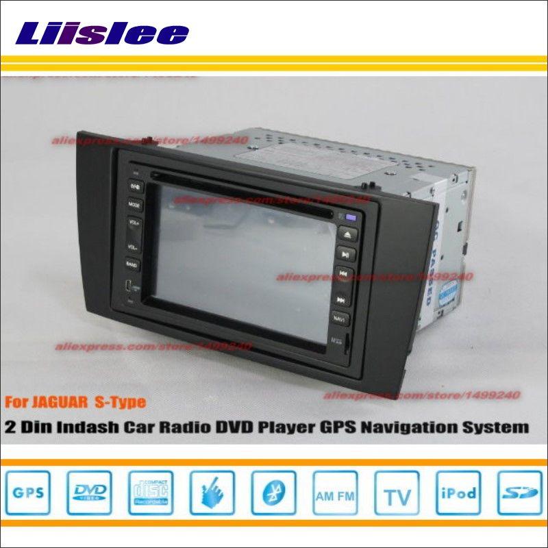 YKR US $281.25 Liislee For Jaguar S-Type S Type X Type X-Type 2001~2009 Radio CD DVD Player GPS Navi Navigation System / Double Din Car Audio
