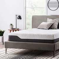 Colchón de espuma de memoria de Gel de resorte interior de 12/10 pulgadas colchón híbrido fresco para cama doble reina King Size muebles de dormitorio con cubierta