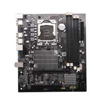 X58 carte mère de bureau LGA 1366 4 canaux DDR3 32GB RAM carte mère pour Intel E5520/L5520 X5650 Core I7