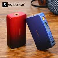 Original 220W vaporéso GEN Mod Vape boîte Mod puissance par double 18650 batterie Compatible avec 510 atomiseur e cigarette VS Luxe Mod